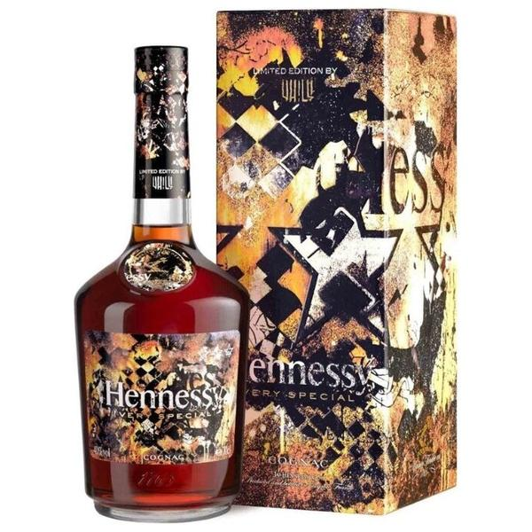 "Коньяк ""Hennessy "" V.S., Limited Edition by Vhils, gift box, 0.7 л"
