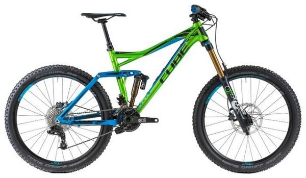 Cube Fritzz 180 HPA SL 26 (2014)
